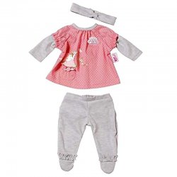 Baby Annabell Ubranko de luxe dla lalki 36 cm My First Baby