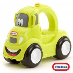 Little Tikes- Pojazd z Uchwytem Carey Cargo Zielony Dźwięk