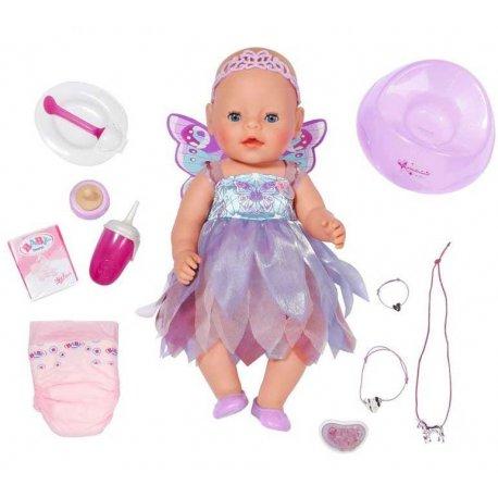 Baby Born Lalka Interaktywna Wróżka Wonderland Reklama TV
