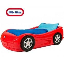 Little tikes Łóżko Sportowy samochód wyścigowy