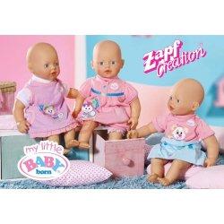Baby Born Ubranko sukienka + spodenki Modny komplecik My Little Zapf Creation