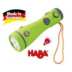 Haba Terra Kids Latarka LED z Radiem
