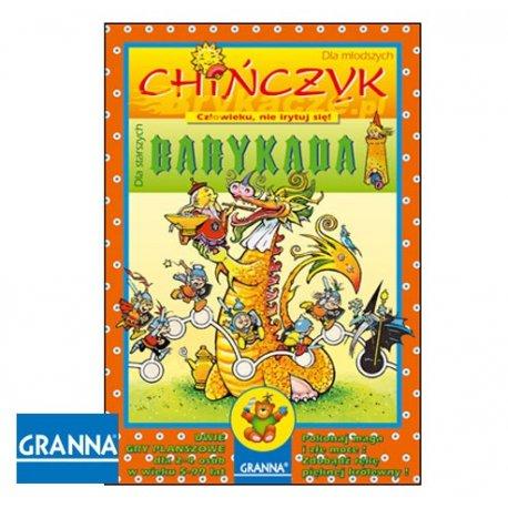 GRANNA Chińczyk Barykada - Gra