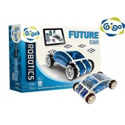 GIGO Klocki Samochód Przyszłości 219 elem. Future Car Sterowany Darmowa Aplikacja