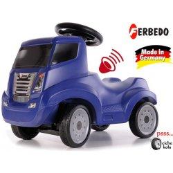 FERBEDO Jeździk Ciężarówka TRUCK Ruster niebieski