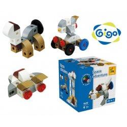 GIGO Kosmiczna Przygoda 60 elementów