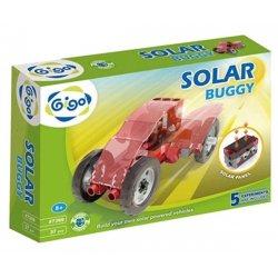 GIGO Pojazd Zasilany Energią Słoneczną 37 elementów