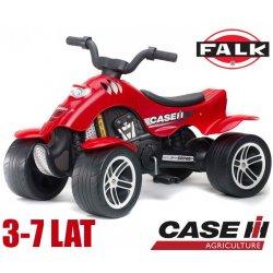 Falk Quad na pedały Case 3-7 lat