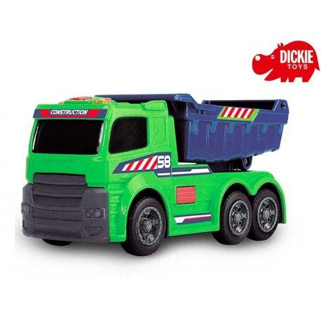 DICKIE Wywrotka Dump Truck Światło Dźwięk