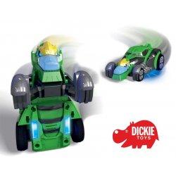 DICKIE Samochód Transformers - Walczący Robot Grimlock