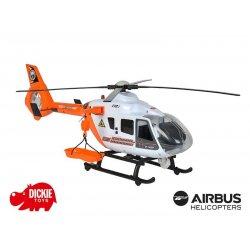 DICKIE Ogromny Helikopter Ratunkowy Airbus Światło Dźwięk