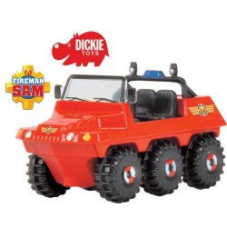 DICKIE Strażak SAM Metalowy Pojazd Hydrus