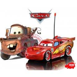 Dickie Sterowany pojazd RC Zygzak McQueen CARS - Reklama TV