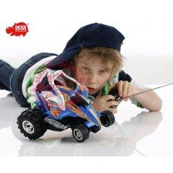 Samochód zdalnie stertowany Dickie Pojazd RC Bugglezz na radio
