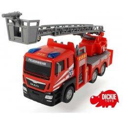 DICKIE SOS Straż MAN Fire Engine Wysięgnik
