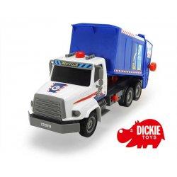 DICKIE Air Pump Eko-śmieciarka z pompką