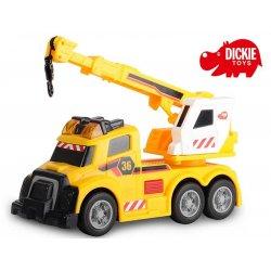 DICKIE Dźwig Mobile Crane Światło Dźwięk