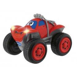 Chicco Samochód zdalnie sterowany BILLY czerwony Monster Truck światlo dźwięk