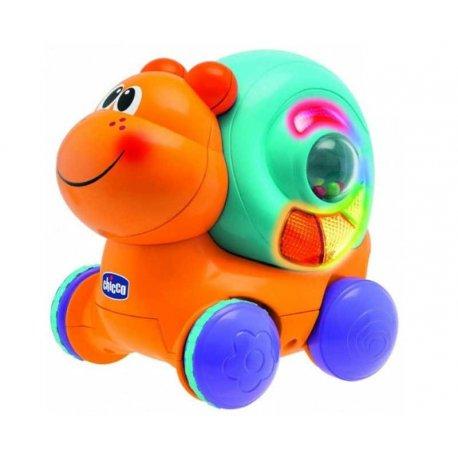 Chicco Samochód zdalnie sterowany RC go go Ślimak światło dźwięk