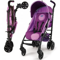 Chicco Wózek Spacerowy Liteway comp. Fuchsia