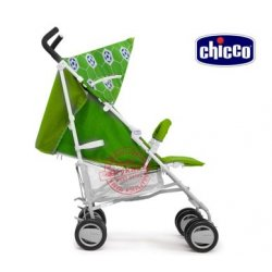 Chicco Wózek spacerówka parasolka London World Cup + pałąk folia pasy hamulec