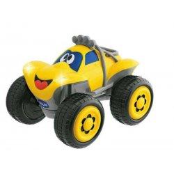 Chicco Samochód zdalnie sterowany BILLY żółty Monster Truck światlo dźwięk