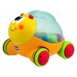 Chicco Samochód zdalnie sterowany RC go go Pszczółka światło dźwięk