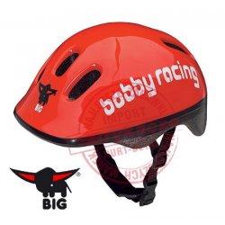 BIG Kaski dla dzieci Bobby Racing 48-54 cm