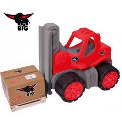 Big Wózek widłowy pojazd samochodzik do przedszkola
