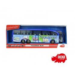 DICKIE Autobus turystyczny Beach Travel Bus Niebieski