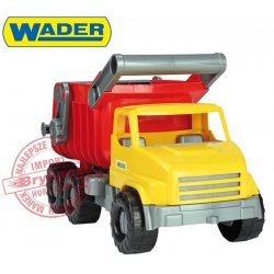 WADER City Truck Pojazd 40 cm Wywrotka