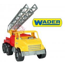 WADER City Truck Pojazd 40 cm Ciężarówka z Drabiną