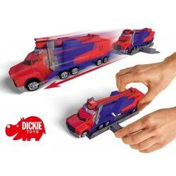 DICKIE Wyścigowy Transformers Optimus Prime