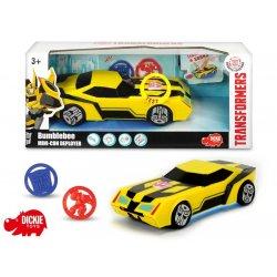 DICKIE Transformers Bumblebee Wyrzutnik krążków