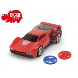 DICKIE Transformers Sideswipe Wyrzutnik krążków