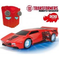 DICKIE Transformers Sideswipe Zdalnie Sterowany RC