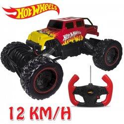 Hot Wheels Truck Zdalnie Sterowany RC 1:18 Pilot Mondo