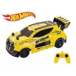 Hot Wheels Fast 4WD Pojazd Zdalnie Sterowany RC 1:24 Pilot Mondo