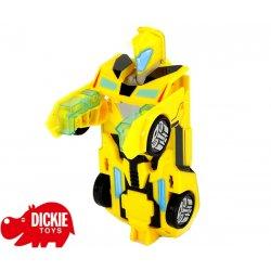 DICKIE Walczący Transformers Bumblebee Autobot Robot