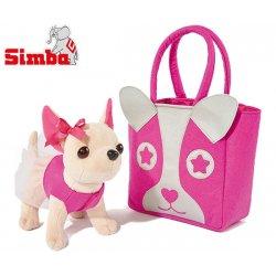 SIMBA Piesek Puppy Chi Chi Love Torba Ubranko