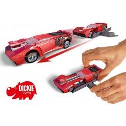 DICKIE Wyścigowy Transformers Sideswipe