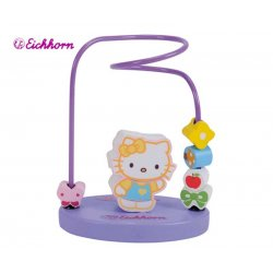 Eichhorn Fioletowa Przeplatanka Hello Kitty magnetyczna