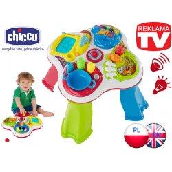 Chicco Stolik Edukacyjny panel Dwujęzyczny 65 aktywności HOBBY Reklama TV