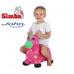 SIMBA John Konik do skakania Fancy Neon