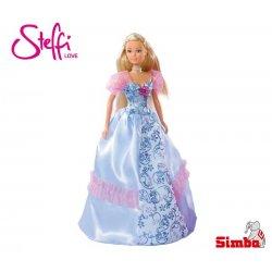 Simba Lalka Romantyczna Steffi Love w sukni balowej