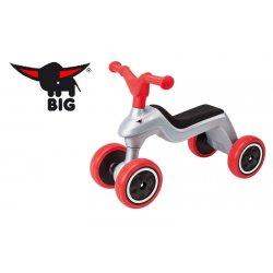 Big Jeździk Rowerek Biegowy Ciche Koła Runbike