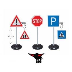 BIG Znaki drogowe