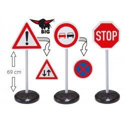 BIG Znaki drogowe 1