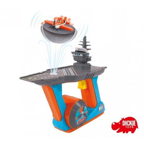 DICKIE Super Airpower Dusty zabawka wyrzutnia