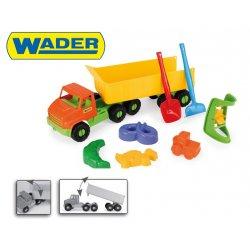 Wader City Truck Wywrotka z Naczepą